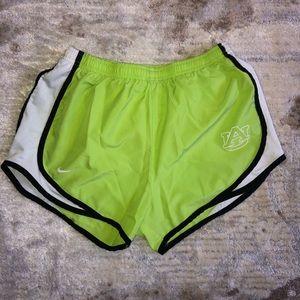 Auburn Nike Tempo Shorts